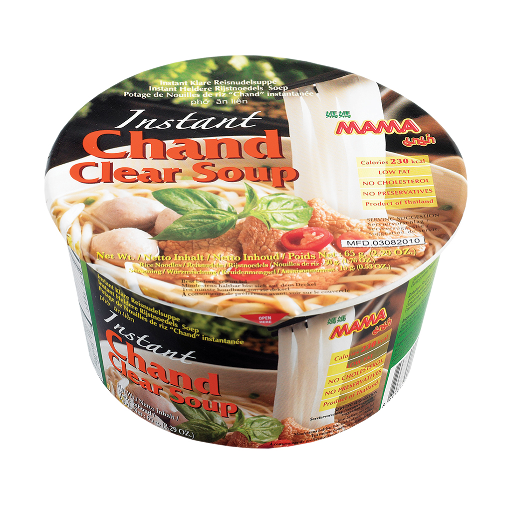 Australia's Supplier of Mama Instant Noodles - Ettason