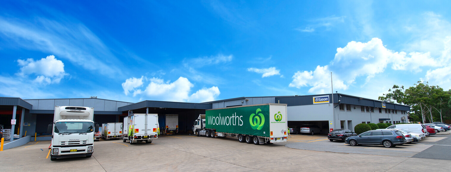 NSW warehouse