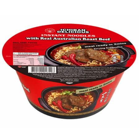 Weilih Ichiban Noodle Australian Roast Beef