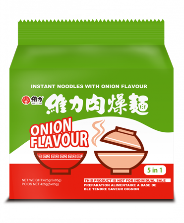 Weilih Noodle Onion Family Pack
