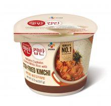 CJF CJ Hetbanh Cooked White Rice Stir Fried Kimchi x g