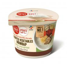 CJF0016-COOKED WHITE RICE WITH ASSORTED VEGETABLES BIBIMBAP G